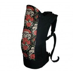 ROSE AND REBELLION Preschool Carrier The Rebel