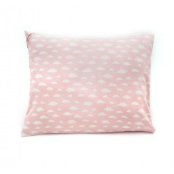BabyDorm Kussensloop Pink Sky (maat 1 en 2)
