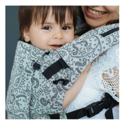 Neko Switch Efes Paisley Hazel Light Kleuterdraagzak