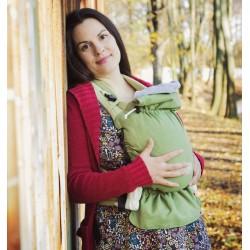 Storchenwiege Draagzak Groen - Baby Carrier