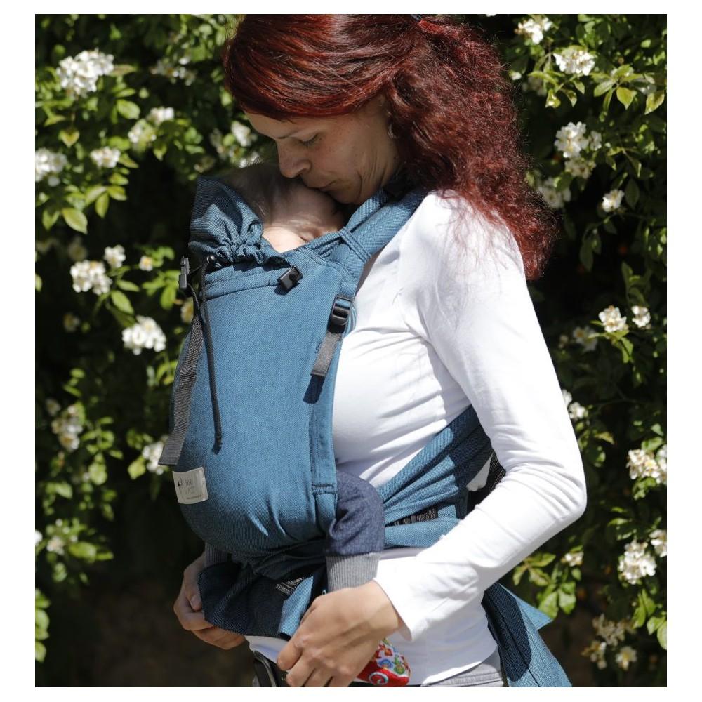 STORCHENWIEGE BabyCarrier Turkoois