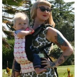 ROSE AND REBELLION Big Kid Carrier Kitchy Koo