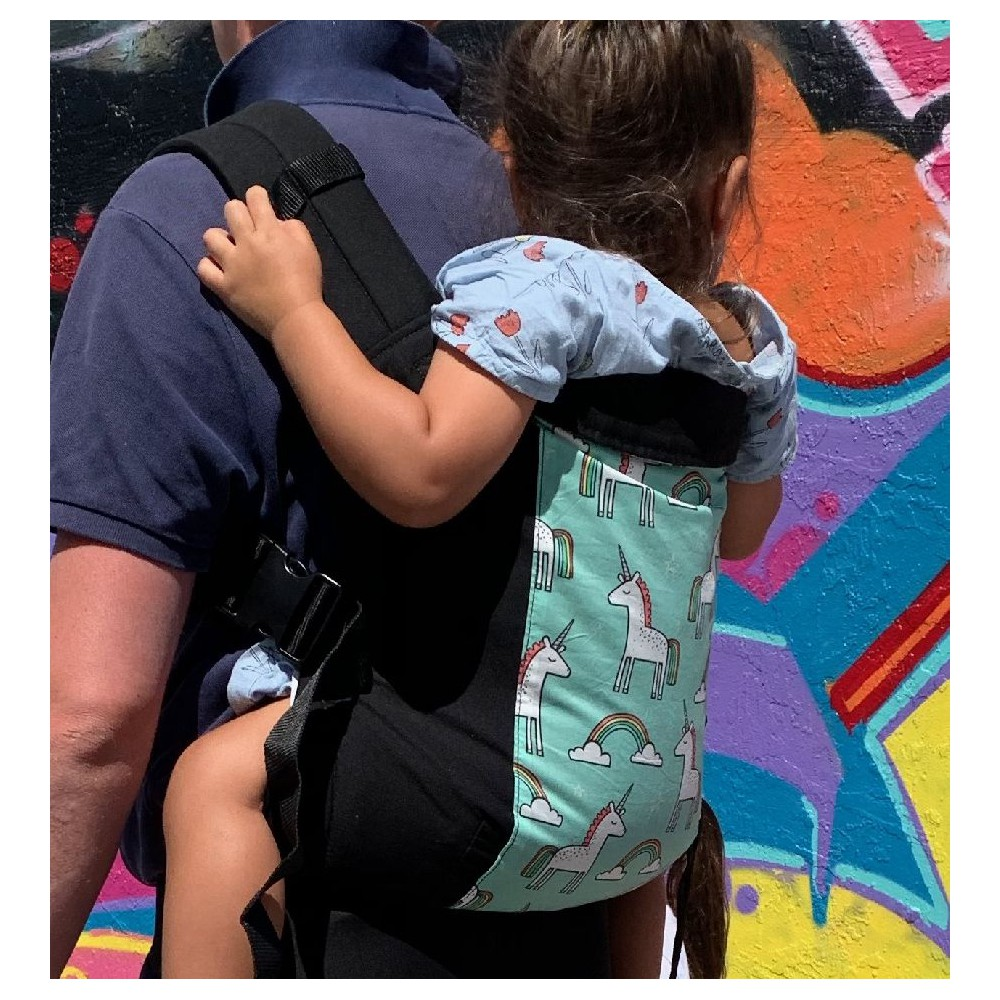 ROSE AND REBELLION Preschool Carrier Kind of Magic