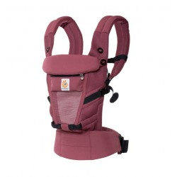 Ergobaby draagzak Adapt Cool Air Mesh Plum