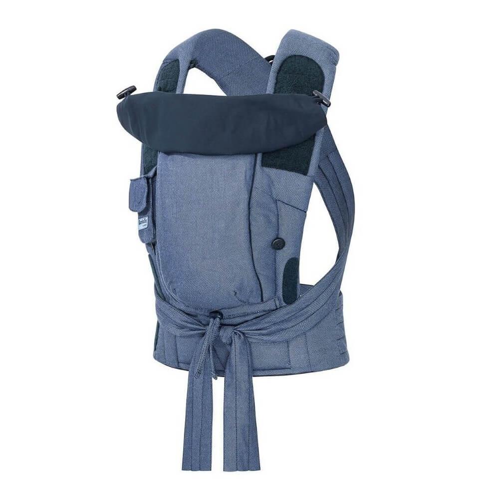 Bondolino Plus One Size Blauw Melange draagzak