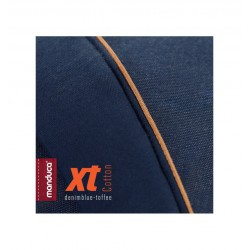 Manduca XT draagzak Denim Blue Toffee