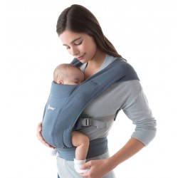 Ergobaby Embrace Oxford Blue draagzak