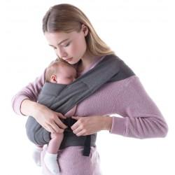 Ergobaby Embrace Heather Grey draagzak