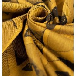 Draagzak Hop-tye Buckle Amsterdam Yellow