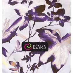 Isara The One Royal Orchid draagzak - canvas collection
