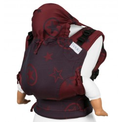 Fidella Fusion 2.0 Outer Space Ruby Red - Baby size