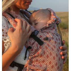 Neko Switch Lycia Terracotta baby draagzak