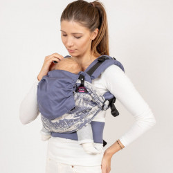 Easy Emeibaby Carrier Forest Titan gray