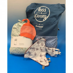 Snoozebaby Kiss & Carry kraamcadeau