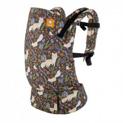 Tula Preschool Fox Tail - kleuter draagzak