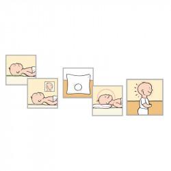 BabyDorm Kussen infographic
