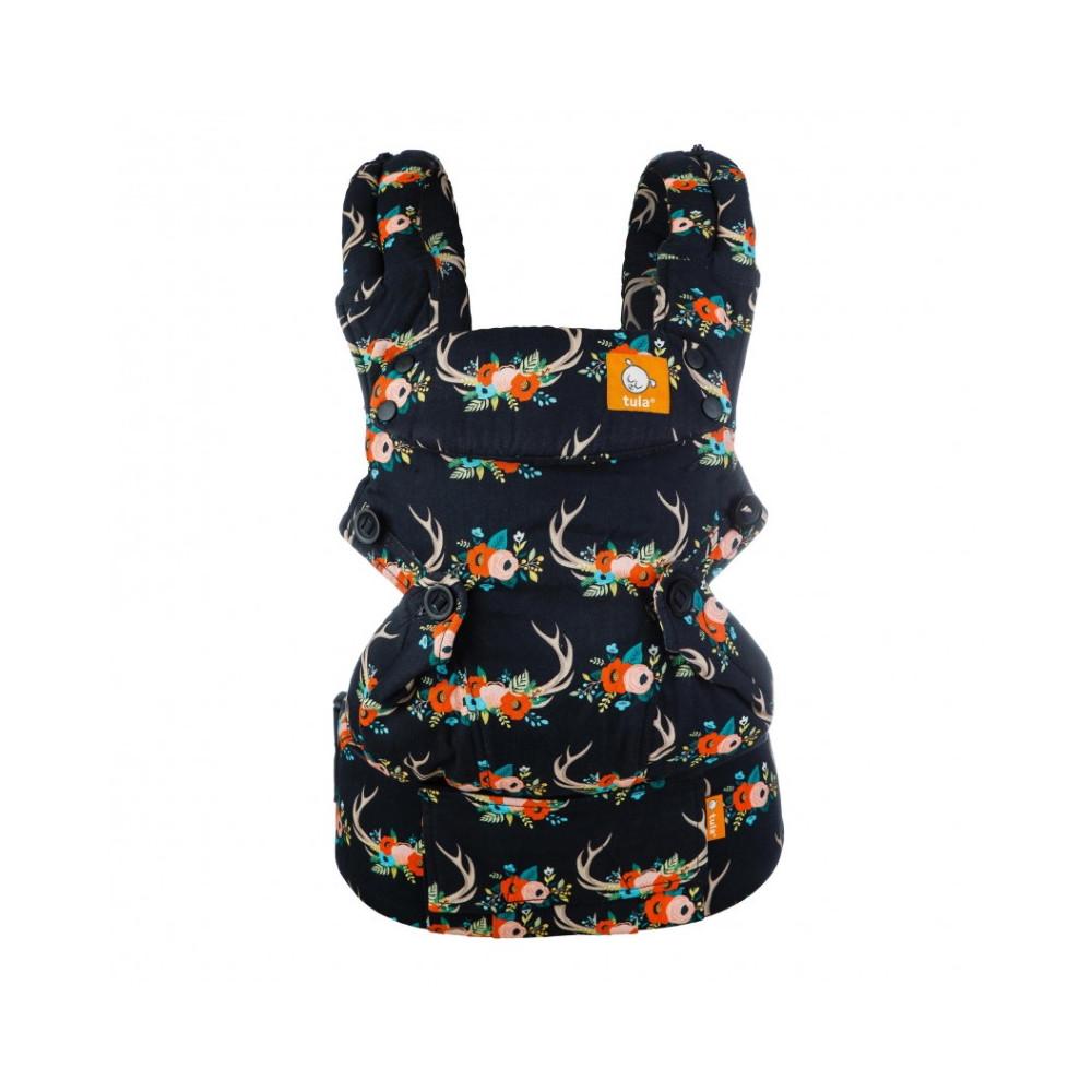 Tula Explore Antlers - baby draagzak