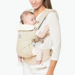 Ergobaby Omni 360 Natural - baby draagzak