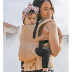 Tula Linen Free to Grow Mesa - draagzak baby