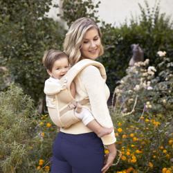 Ergobaby Adapt Cool Air Mesh Natural Weave draagzak baby