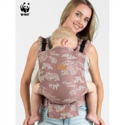 Isara Quick Full Buckle Wildlife Terra babydraagzak