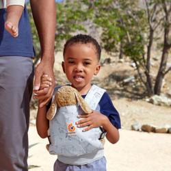 Ergobaby Safari Dream Poppendraagzak