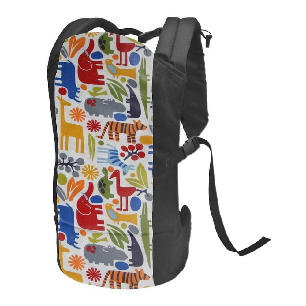ROSE AND REBELLION Preschool Carrier Animal Crackers