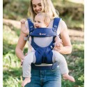 Ergobaby Draagzak 360 Cool Air French Blue