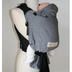 STORCHENWIEGE BabyCarrier Zwart Wit