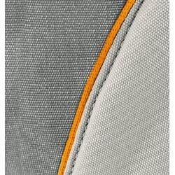 Manduca XT grijs oranje