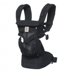 ERGOBABY Omni 360 Air Mesh Carrier Onyx Black