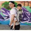 Beco Toddler Carrier Brush Strokes