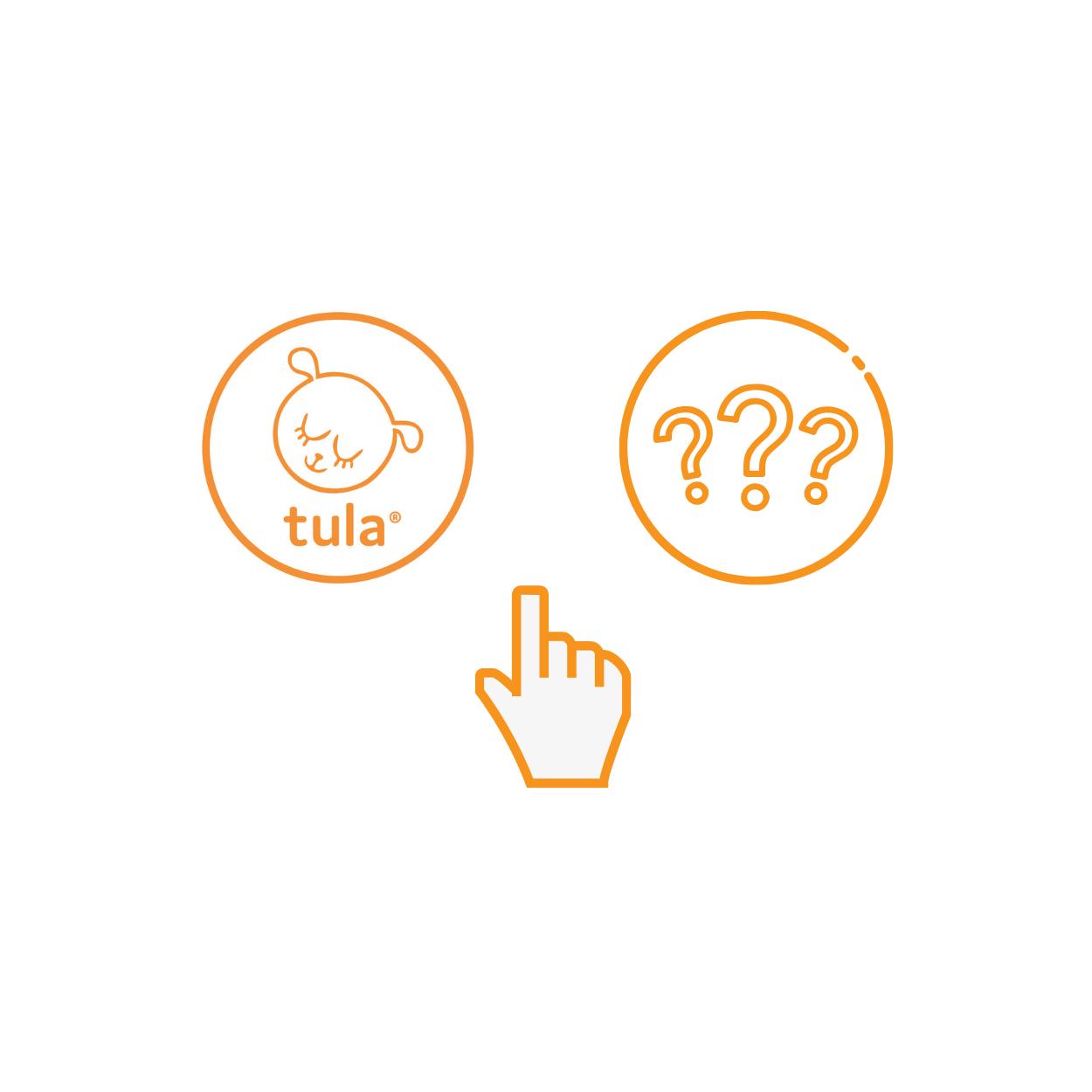 Welke maat Tula draagzak past bij mij?